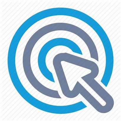 Icon Ctr Cursor Eye Website Pointer Bulls