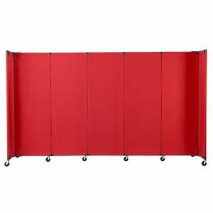 Portable Room Dividers & Mobile Partitions