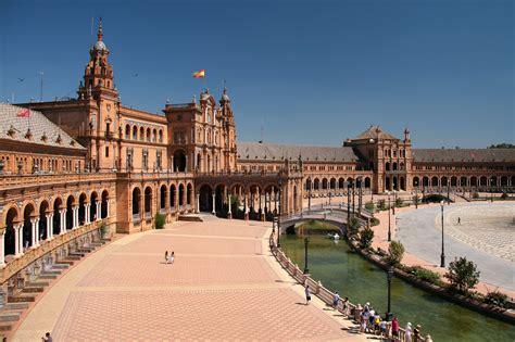 File:WLM14ES - Sevilla, Plaza de España - Jorge ...