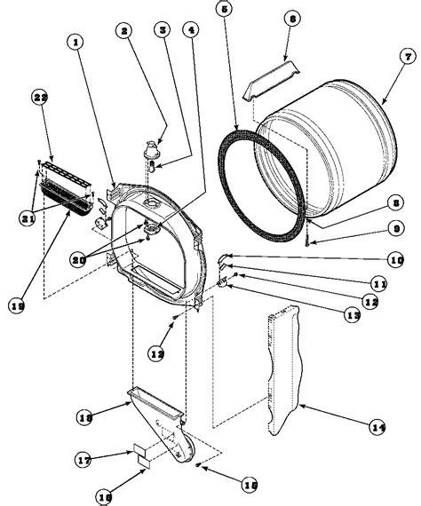 amana dryer parts model lgwplgw sears partsdirect