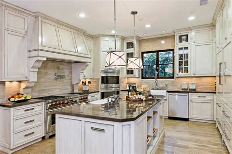 Gourmet Kitchen by Hartsook Estate Gourmet Kitchen In Encino California