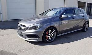Mercedes Classe C Pack Amg : mercedes classe a45 amg 4matic pack performance sogeco consulting ~ Maxctalentgroup.com Avis de Voitures