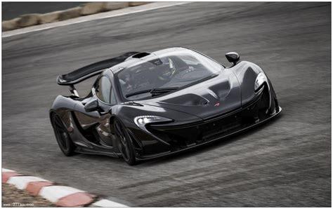 2014款迈凯轮p1超级跑车图片