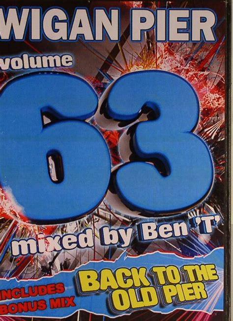 Dj Ben Tvarious Wigan Pier Volume 63 Vinyl At Juno Records
