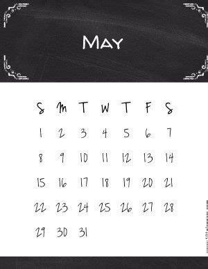 printable calendar customize