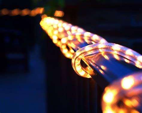 outdoor lighting rope room ornament