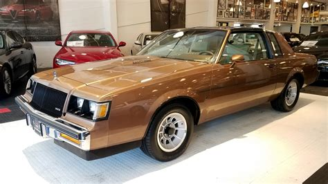 1987 Buick Regal Turbo by 1987 Buick Regal T Type Turbo Stock 170615 For Sale Near