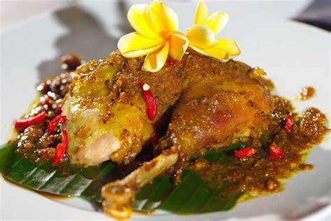 taste balinese ayam betutu bali culture