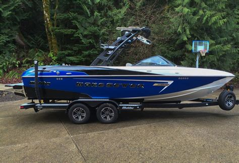 2015 Malibu Boat For Sale by 2015 Malibu Boats Wakesetter 23 Lsv For Sale In Estacada