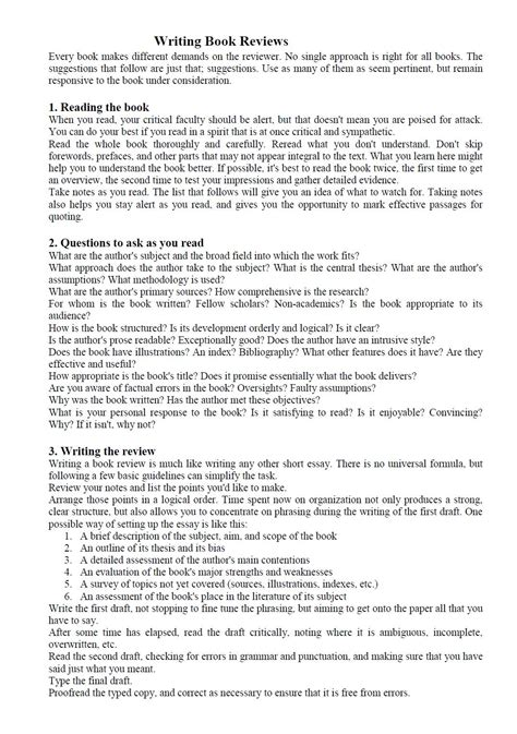 How To Write A Summary Of An Essay by Book Review Essay Writing Help And Exles