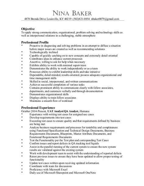 baker cv baker resume feb 2015 doc