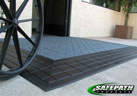 Safepath Products- Wheelchair Ramps
