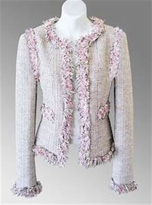 17 Best ideas about Chanel Style Jacket on Pinterest