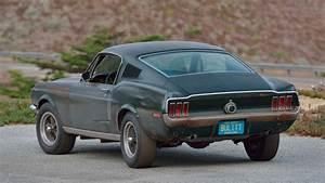 1968 Ford Mustang Bullitt Movie Car Wallpapers | MustangSpecs.com