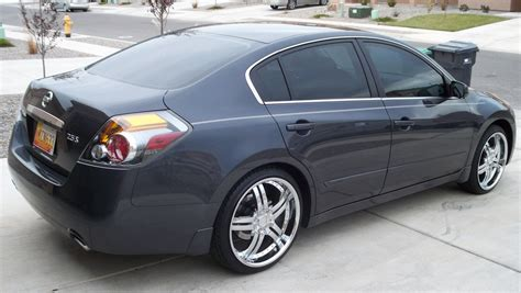 2008 Nissan Altima by Rep Nissan 2008 Nissan Altima Specs Photos Modification