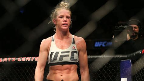 manager ufc  holly holm  fight ji yeon kim
