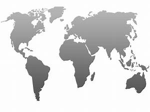 World Map PNG Clipart | Web Icons PNG