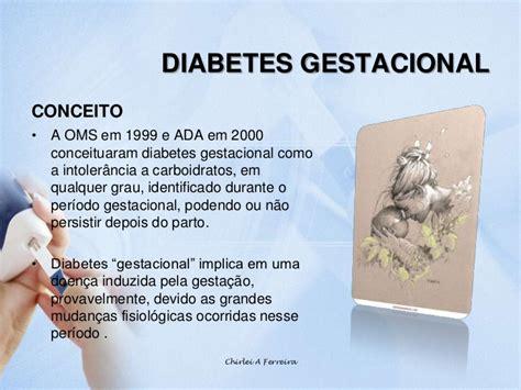 diagnostico  tratamento da diabetes gestacional