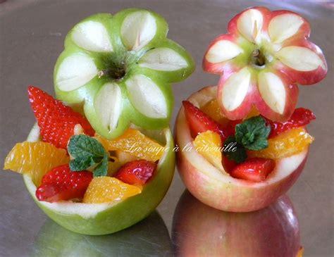 decoration de salade de fruits la soupe 224 la citrouille avril 2013
