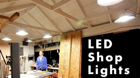 Led Shop Lights by Best Led Shop Lights Reviews Of 2019 Led Light Reviews