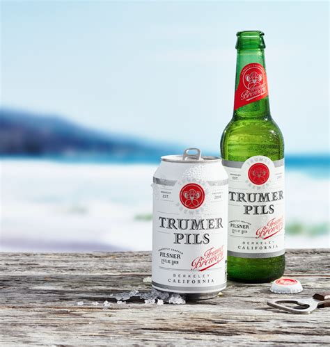 Trumer Brewery Debuts New Packaging Design for Trumer Pils ...