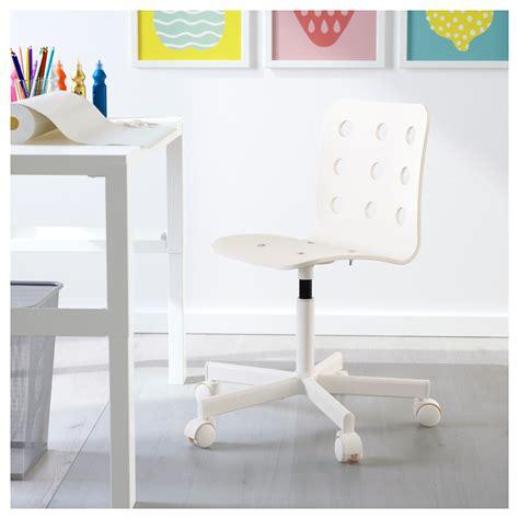 kids white desk chair jules children 39 s desk chair white ikea