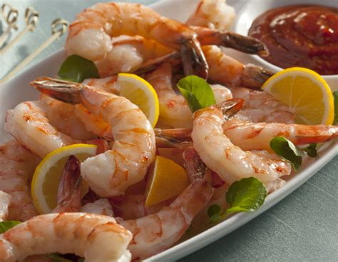jumbo cooked shrimp cocktail legal sea foods gourmet gifts