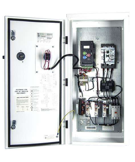 intelligent pump soft starter franklin control systems