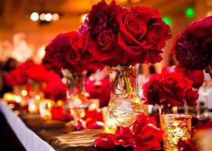 The Color Of Love Red Weddings Weddings By The Color