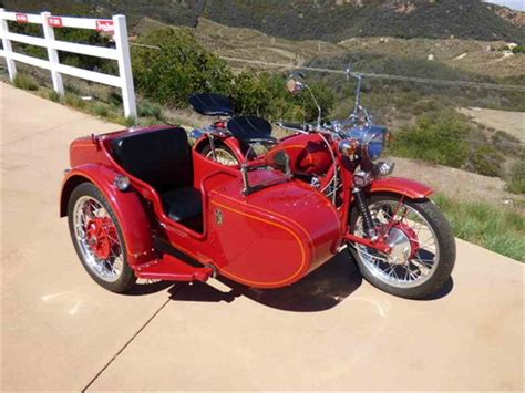 1965 Bmw Motorcycle For Sale