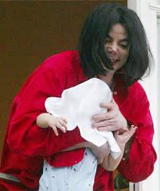 Michael Jackson Hangs Baby Over Balcony by Most Absurd Mj Justification