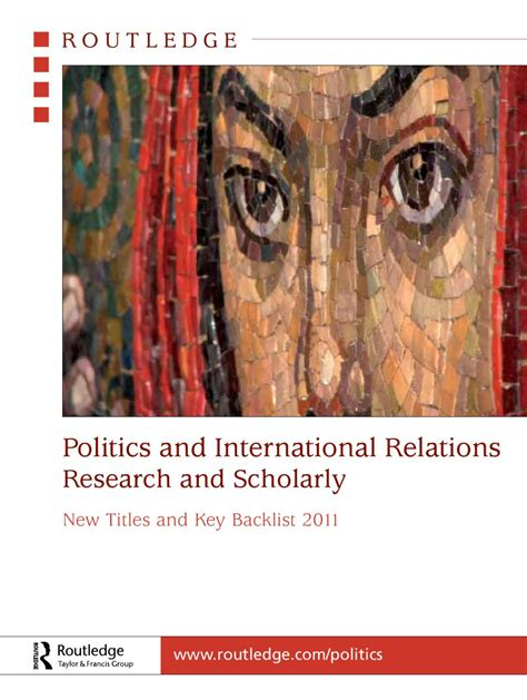 ISSUU - Politics and International Relations (US) by ...