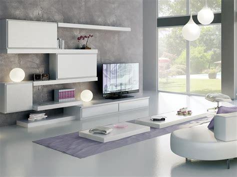 Modular Living Room Furniture Systems Uk by System Of Modular Furniture With Different Finishes