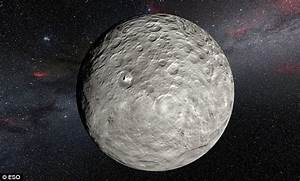 Material on Ceres' surface is not what scientists expected ...