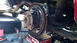 1997 Chevy Blazer Rear Drum Brakes Replacement