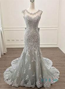 Gray Wedding Dress Gallery - Wedding Dress, Decoration And