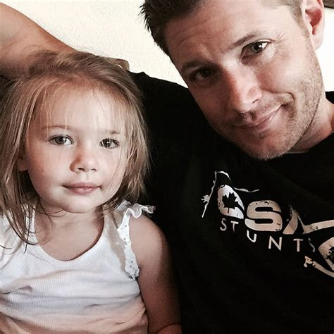 jared harris daughter jensen ackles joins instagram with a little help from