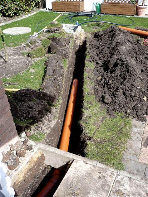 wasserleitung im garten verlegen gartenwasser aus dem eigenen brunnen heimwerker aktuell de
