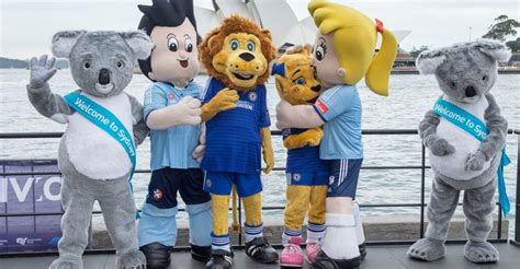 Chelsea FC kicking goals for NSW tourism