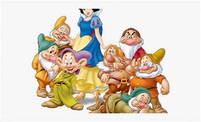 Snow Dwarfs Seven Clipart Animated Cartoon Hats