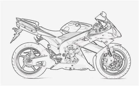Desenhos Moto Para Colorir Desenhos para colorir