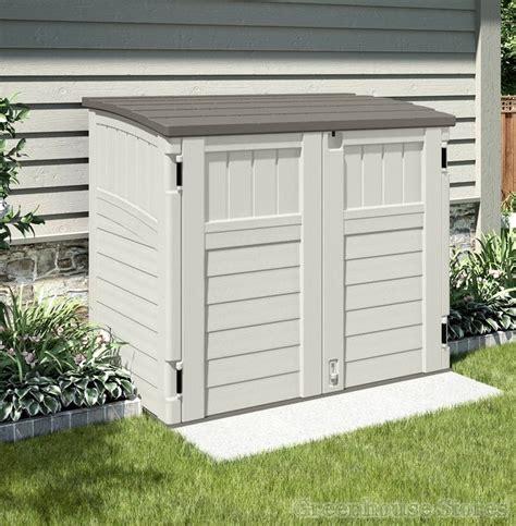 17 best images about suncast plastic garden storage sheds