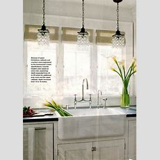 Cottage Kitchen Lighting Fixtures   With A Different
