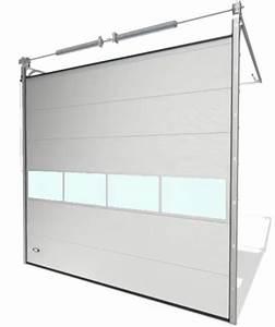 Porte De Garage 5m : portes sectionnelles industrielles tous les fournisseurs ~ Dailycaller-alerts.com Idées de Décoration