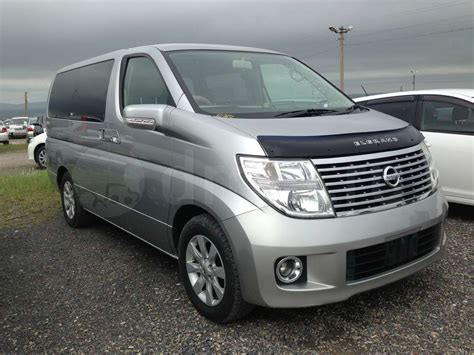 Nissan Elgrand Photo by Nissan Elgrand 2006 Reviews Prices Ratings With