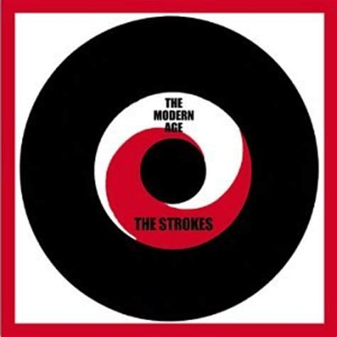 rock and metal society the strokes 2001 the modern age