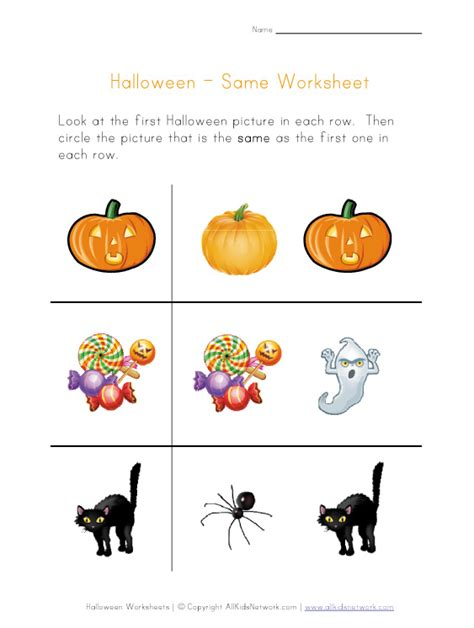 top predilection halloween worksheets pictures