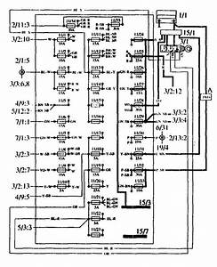 Volvo 960  1992  - Fuse Box Diagram