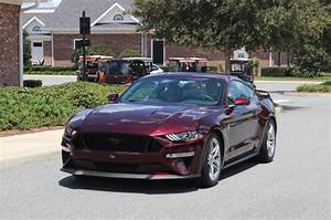 Stock 2018 Ford Mustang GT PP1 Auto 1/4 mile trap speeds 0-60 - DragTimes.com
