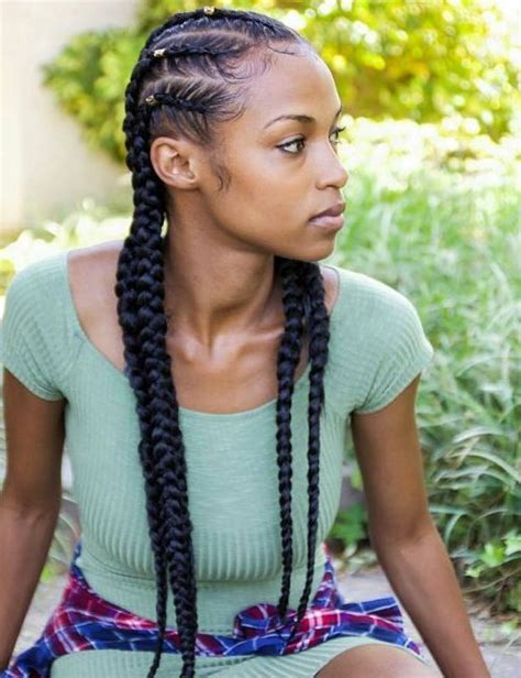 Cornrow With Extensions Hairstyles by Fabulous Cornrows For 2017 2019 Haircuts Hairstyles And